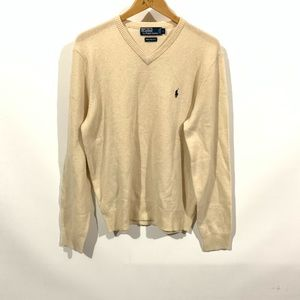 Polo by Ralph Lauren knit v-neck sweater